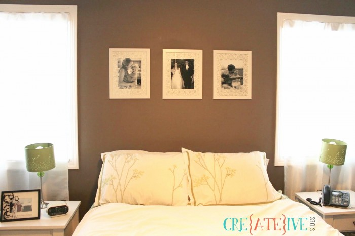 DIY Photo Frame Watermark