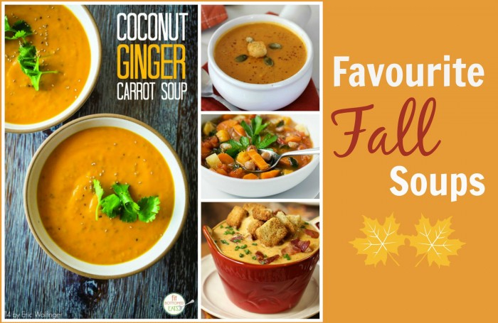Favourite Fall Soups