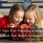 Packing a Great Lunch for Back to School – and Year Round!