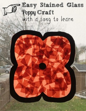 Poppy-stained-glass-craft