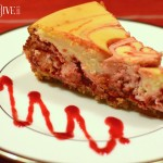 Cherry Cheesecake with Spiced Cider *VIDEO*