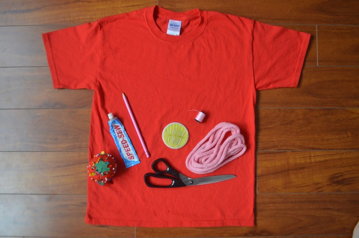 Graphic Tee - Supplies