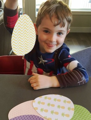 Easter Egg Craft #3