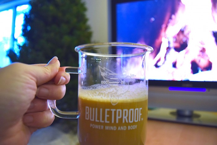 bulletproof coffee christmas