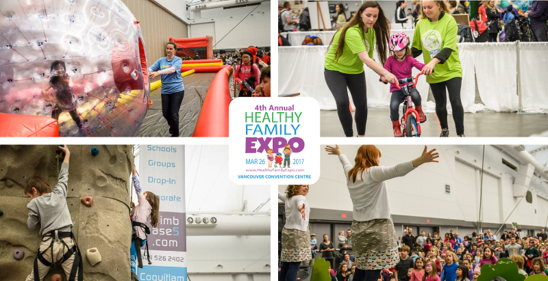 Healthy Family Expo 2017 + giveaway shopping spree