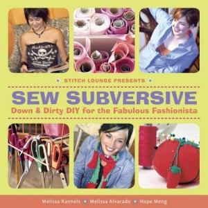 Sew Subversive DIY Sewing Book