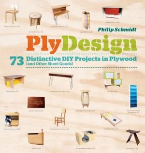 PLY Design - DIY Plywood Projects Book